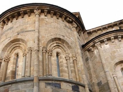 A igreja de San Martín de Castañeda, um exemplo de aplicação das novas tecnologias ao Património